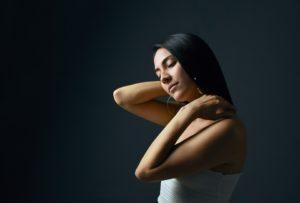 Latin woman, colombian woman