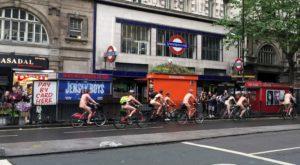 nudity is legal in spain