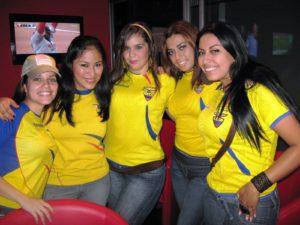 ecuadorian women
