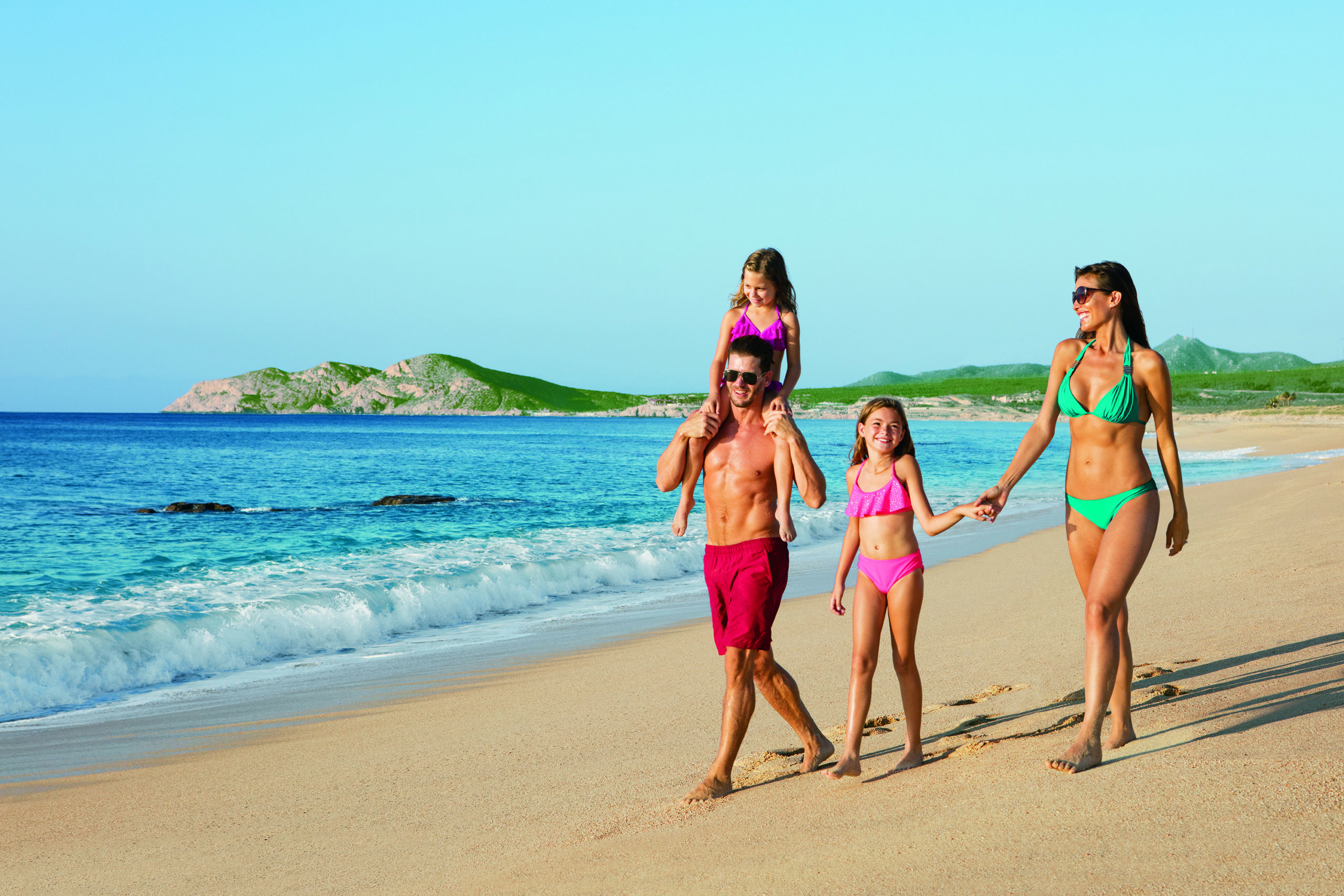 Best Beaches in Mexico for Family