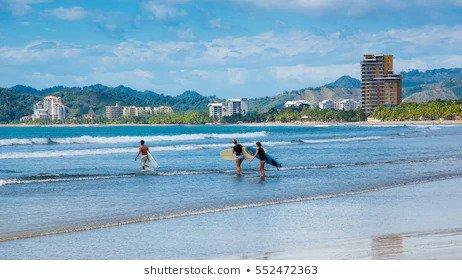 playa bonita Puerto Limón